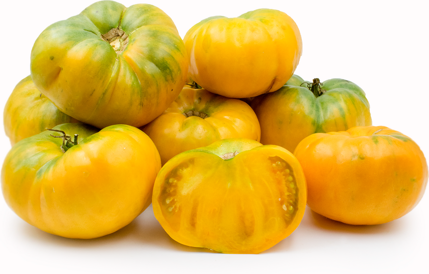 Persimmon Heirloom Tomatoes picture