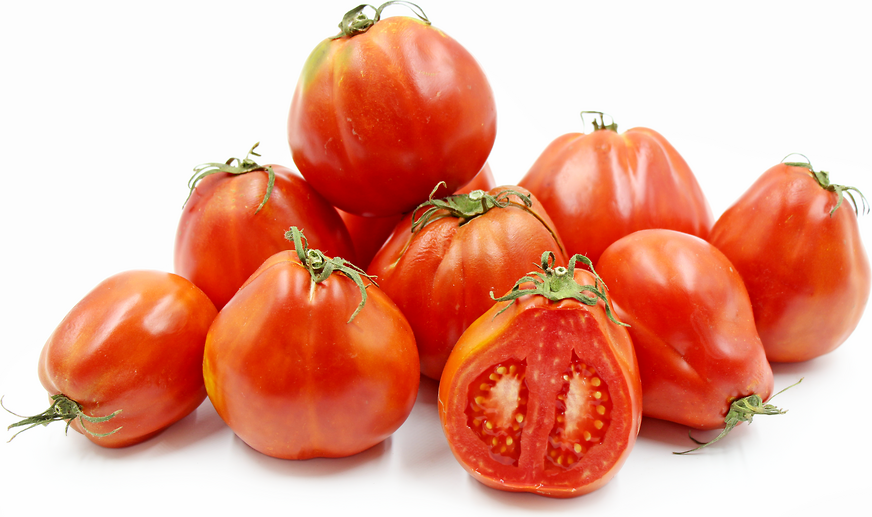 Heirloom Red Pear Piriform Tomatoes picture