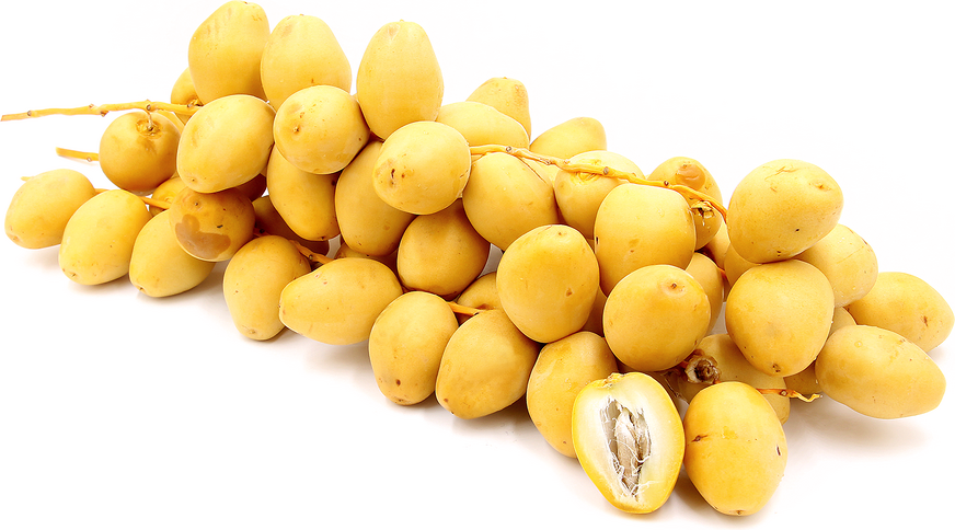 Yellow Barhi Dates picture