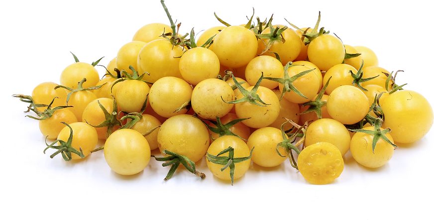 Snow White Cherry Tomatoes picture