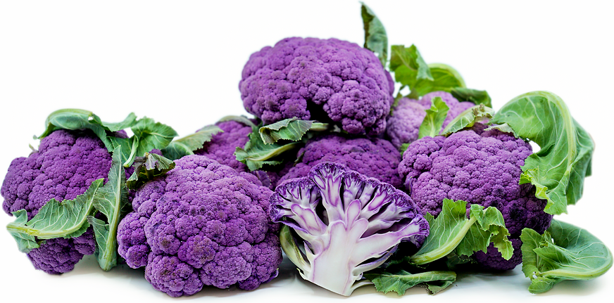 Baby Purple Cauliflower picture