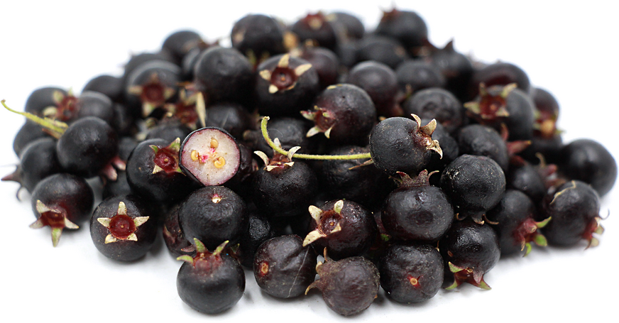 Black Chilean Guavas