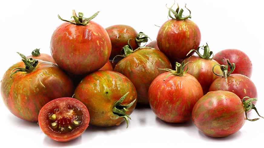 Violet Jasper Heirloom Tomatoes