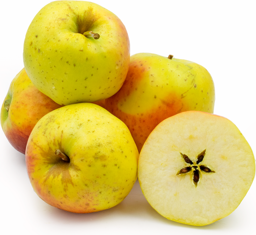 Yellow Bellflower Apples picture