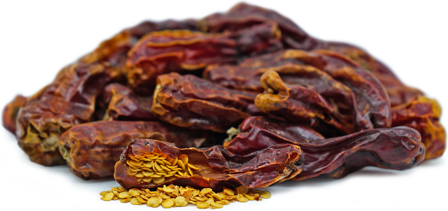 Dried Shishito Chile Pepper picture