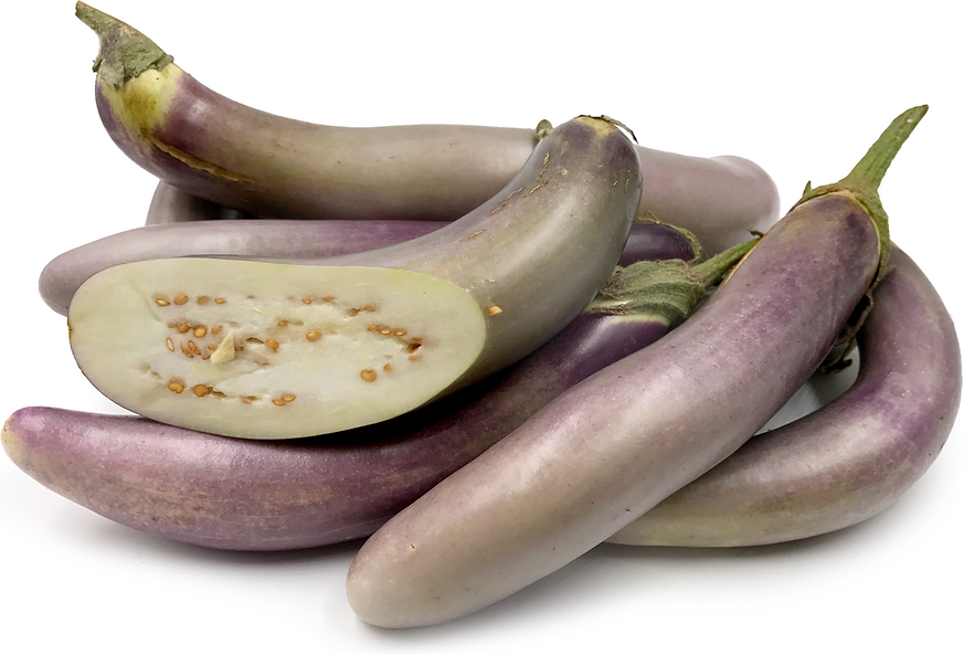 Cream Japanese Eggplant picture