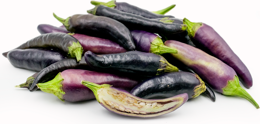 Purple Cayenne Chile Pepper picture