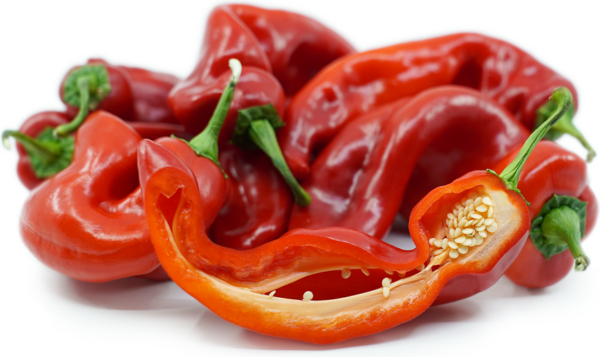 Red Sweet Tooth Chile Peppers picture