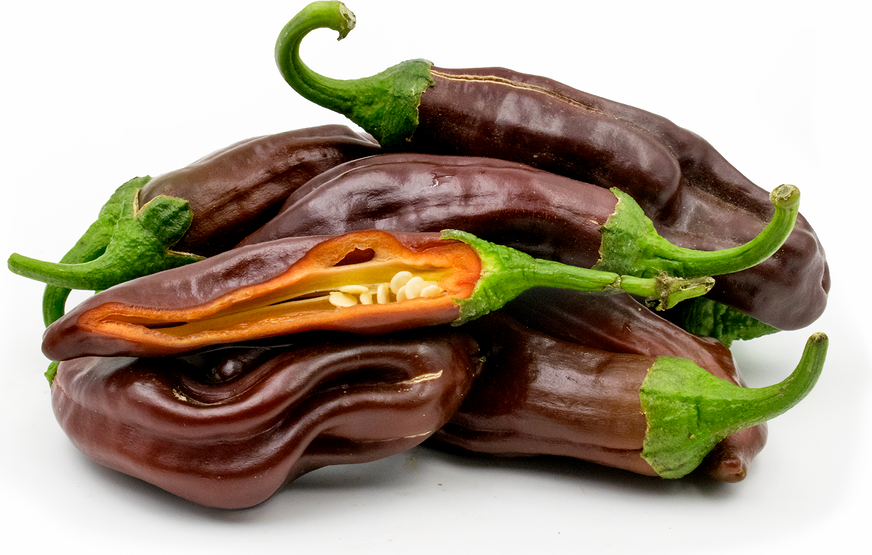 Ethiopian Brown Chile Peppers picture