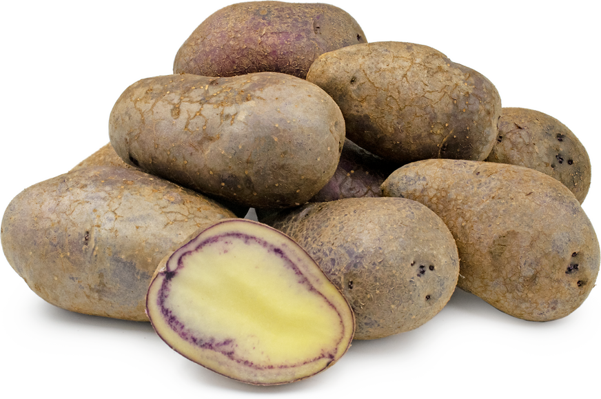 Shetland Black Potatoes picture
