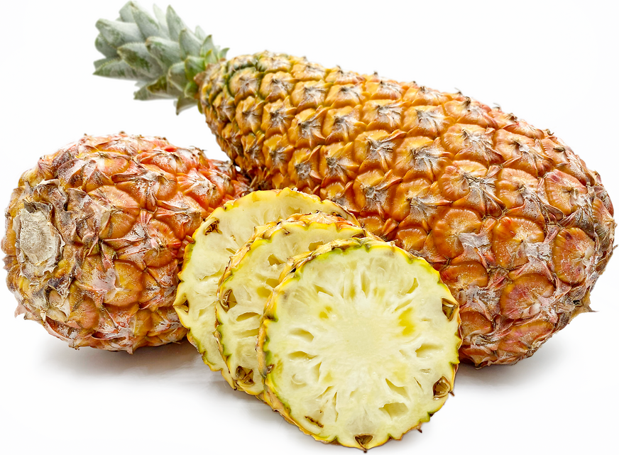 African Pineapples picture