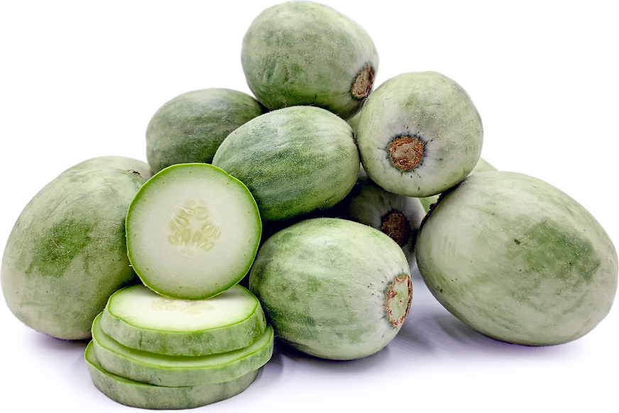 Cantaloupe Cucumbers picture