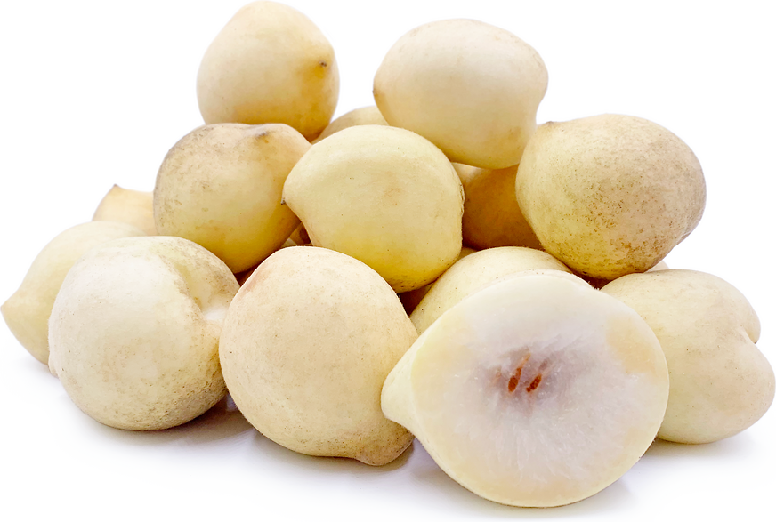Peruvian White Peaches