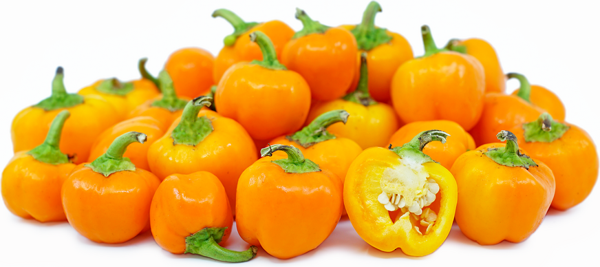 Mini Orange Bell Peppers picture