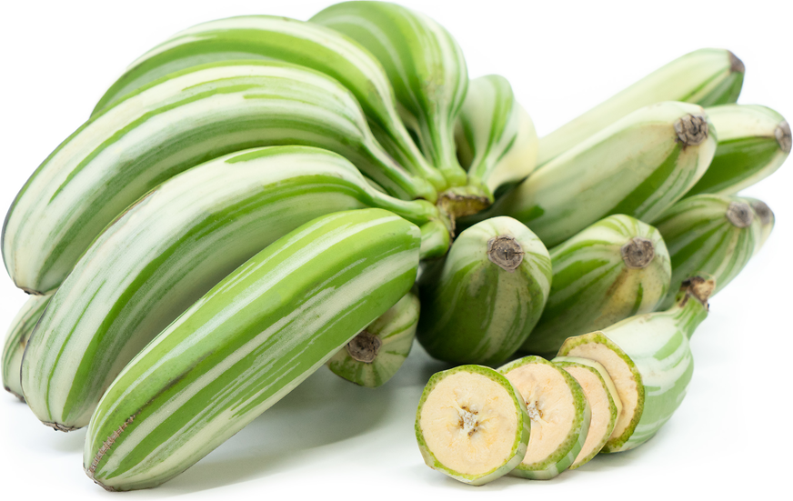 Striped Bananas picture