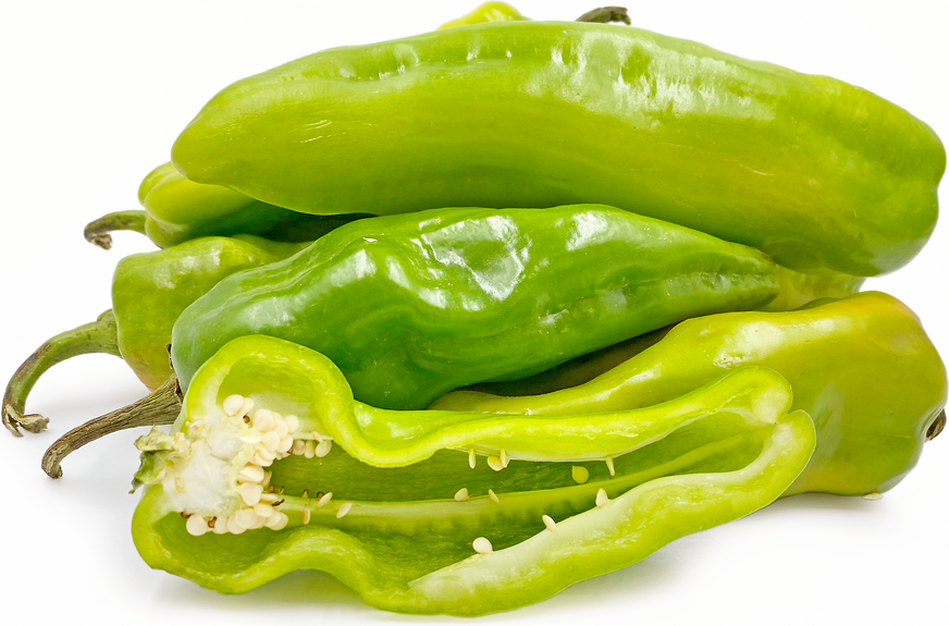 Green Thunder Chile Peppers picture