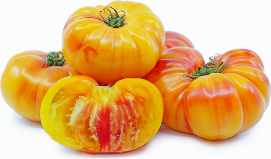 Marvel Stripe Heirloom Tomatoes picture