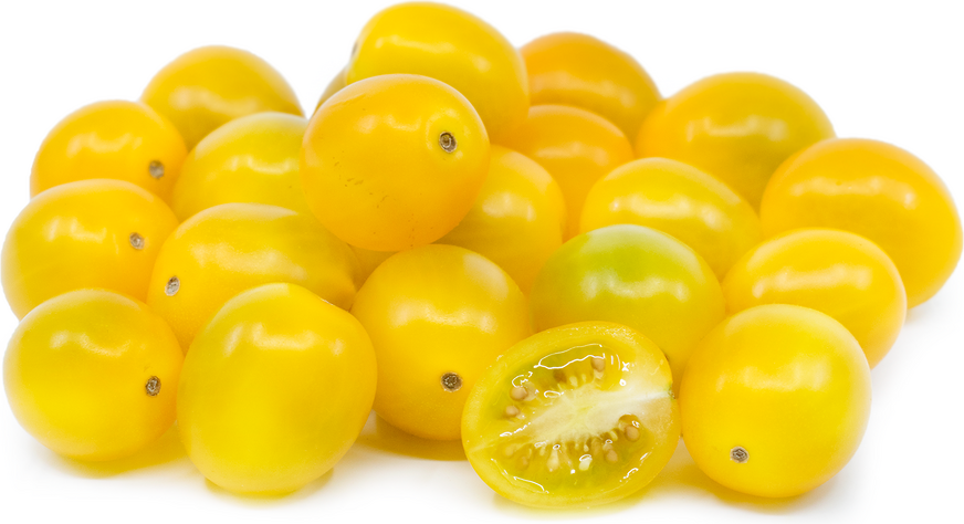 Yellow Grape Cherry Tomatoes