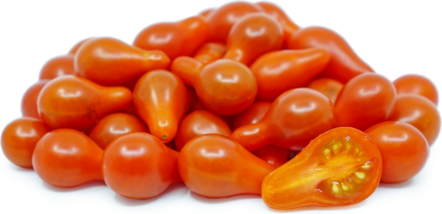 Red Teardrop Cherry Tomatoes picture