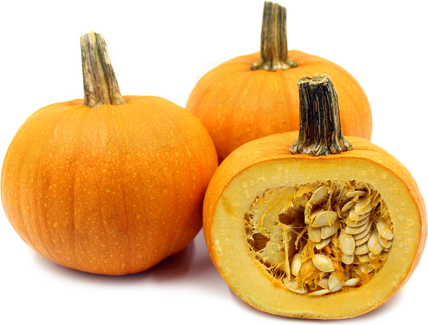 Organic Sugar Pie Pumpkins picture