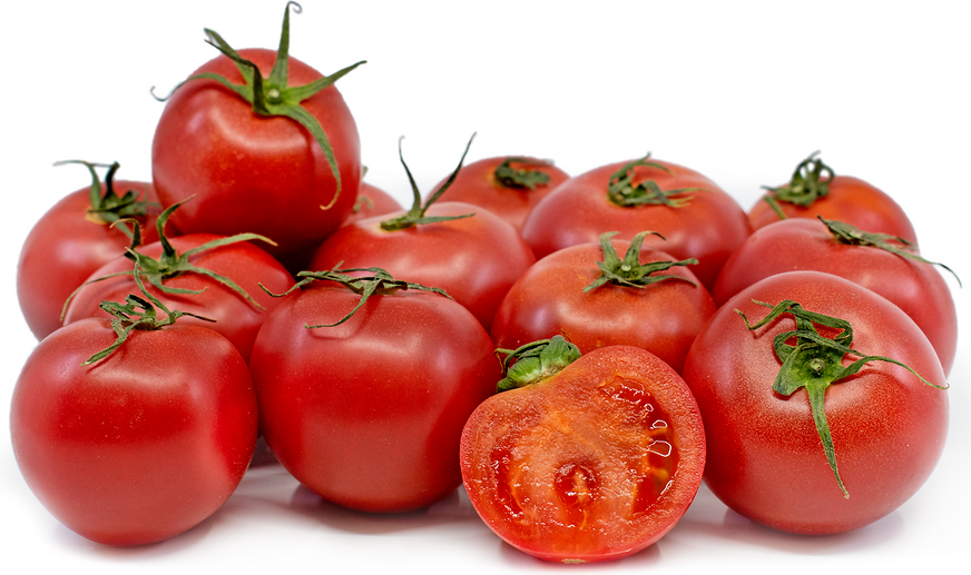 Japanese Momotaro Tomatoes picture