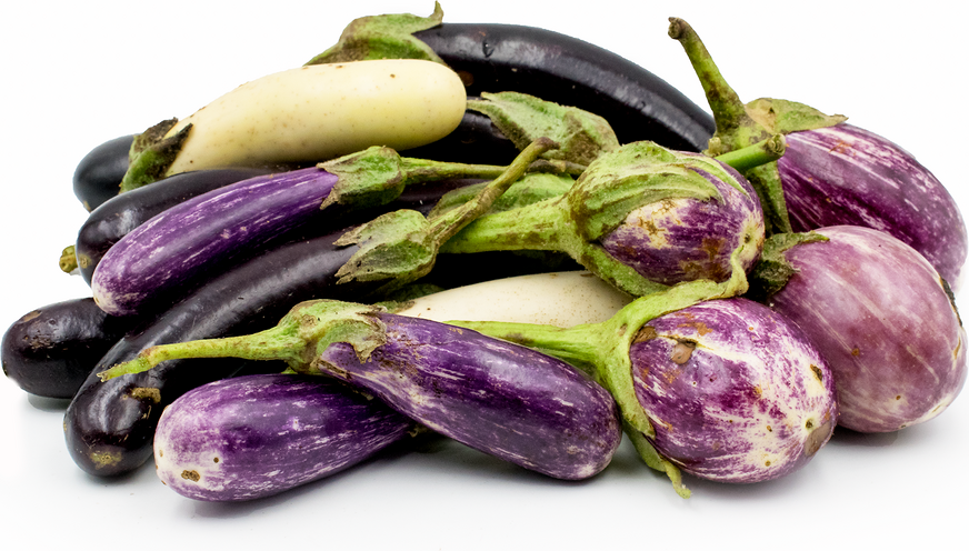 Heirloom Eggplant Mix picture