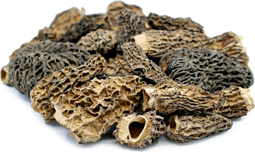 Dried Morels picture