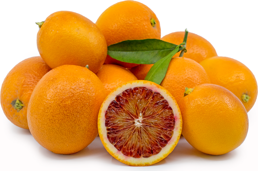 Spanish Sanguinelli Blood Oranges