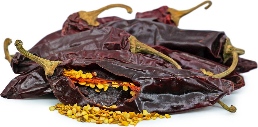 Dried Anahiem Chile Peppers picture