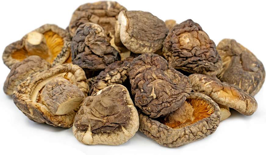 Dried Shiitake Mushrooms picture