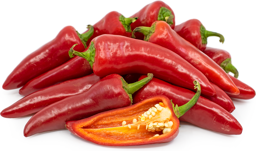 Red Fresno Chile Peppers picture
