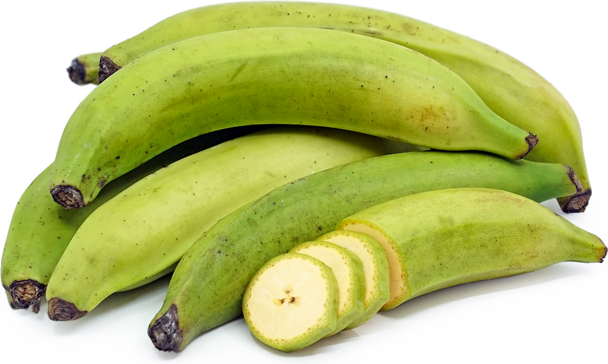 Green Plantain Bananas picture