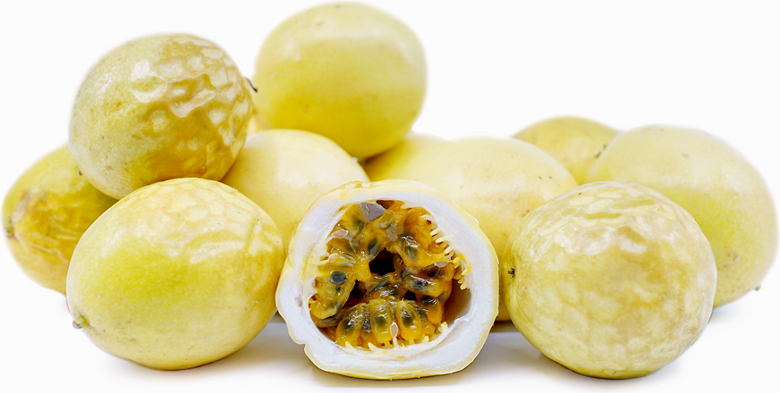 Yellow Passionfruit