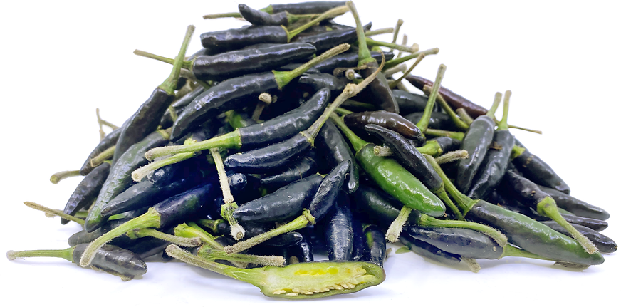 Black Cobra Chile Peppers picture