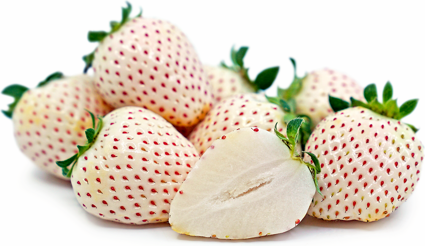 White Strawberries picture