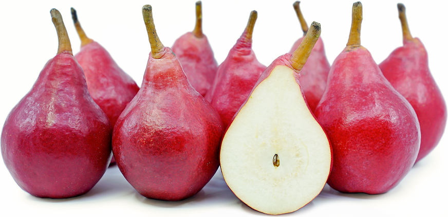 Red Crimson Pears